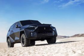 Karlmann King is a SUV Designed for Batman, World's Most Expensive SUV at Rs 15 Crore [Video]
