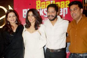 Celebrities at 'Baa Baaa Black Sheep' Special Screening