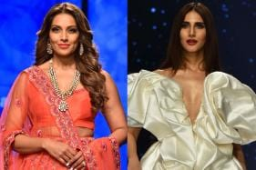 Bollywood Divas Walk the Ramp at Amazon India Fashion Week 2018