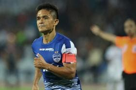 ISL: Chhetri Calls Final Against Chennaiyin as 'Most Important Game of His Life'