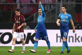 Arsenal Bounce Back After 'Nightmare Week' in Style in Milan