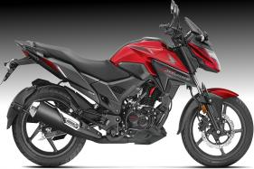 Honda X-Blade Motorcycle Launched in India for Rs 78,500