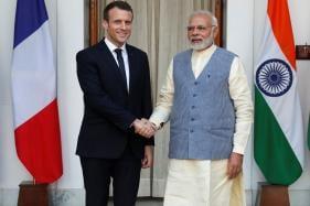 China's Shadow Hangs Heavy on Modi-Macron's Indian Ocean Accord