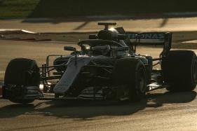 Formula One: Battling Valtteri Bottas Looks For a Step Up at Australia Grand Prix
