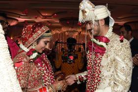 Sidhant Kapoor and Nikhita's Star-Studded Wedding Reception