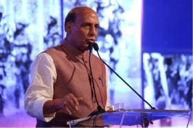 Have Asked Mehbooba Mufti to Ignore Cases Filed Against First-time Stone Pelters: Rajnath Singh