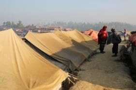 Rohingya in 'No Man's Land' Reject Return on Myanmar Terms: Camp Chief