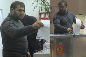 Russian Presidential Elections: People Clicked Voting Twice