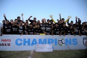 Minerva Punjab Edge Churchill Brothers to Clinch I-League Title in Thriller