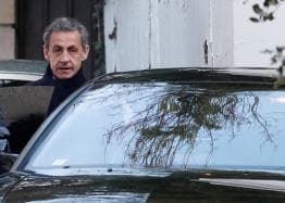Former France President Nicholas Sarkozy Faces Second Day of Questioning in Gaddafi Funds Case