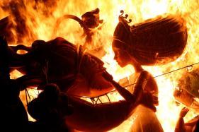 In Pictures: Spain's 'Las Fallas' Festival of Fire