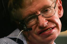 Stephen Hawking's Funeral Set for March 31