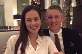 Schweinsteiger And Wife Ivanovic Celebrate Birth of First Child