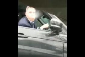 Former Liverpool Defender Carragher Suspended by Sky For Spitting on Manchester United Fan's Car