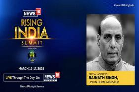 News18 Rising India Summit LIVE: Day 2 to Get Underway Shortly, Rajnath Singh to Weigh in on India's Internal and External Security Challenges