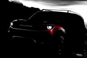 New Ford Bronco Officially Teased, Baby Bronco Announced