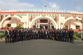IIM-Indore Student Offered Annual Package of Rs 63.45 Lakh by Foreign Firm