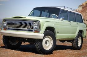 Jeep Unveils 7 Concept SUVs at the Annual Moab Easter Safari