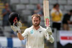 1st Test: Rain Disrupts Second Day as Kiwis Increase Lead