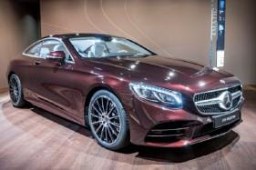 Geneva Motor Show 2018: Mercedes-Benz S-Class Coupe and Cabriolet Exclusive Editions Unveiled
