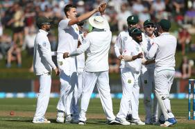 Morkel Stars in Final Test as South Africa Close in on Big Win