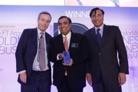 Reliance Industries Wins FT ArcelorMittal Boldness in Business Awards