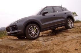 Porsche Teases Plug-in E-Hybrid Cayenne in New Video