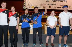 Can't Believe I Have Won Two WC Gold Medals: Shooter Manu Bhaker