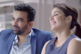 Zaheer Khan, Sagarika Ghatge Reveal Their Untold Moments of Love in This Candid Video