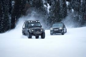 Jaguar-Land Rover is Official Partner For James Bond Inspired 007 ELEMENTS Experience in Austria
