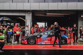Audi India's Aditya Patel Returns to Blancpain GT Series Asia with OD Racing