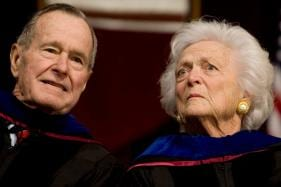 Barbara Bush, Wife of Ex-President George H.W. Bush, in 'Failing Health'