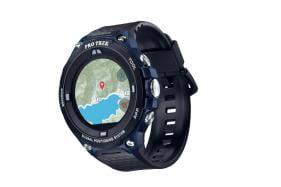 Casio Reveals Pro Trek Smartwatch With Built-in Offline GPS