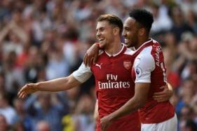 Arsenal Give Arsene Wenger Reason to Smile With West Ham Hammering