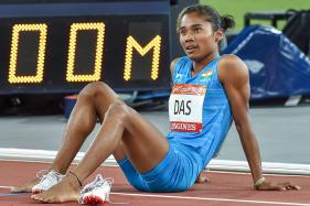 Hima Das Makes it to 400m Semifinals as Fastest Runner in Heats