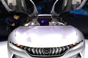 Latest Luxury Concept Cars Unveiled at China Auto Show 2018