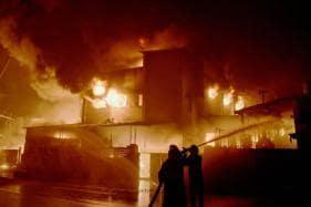 Day in Photos - Apr 25: Asaram Rape Case; Navi Mumbai Factory Fire; ANZAC Day