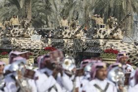 Qatar Joins Gulf War Games of US-allied Arab States in Apparent Compromise