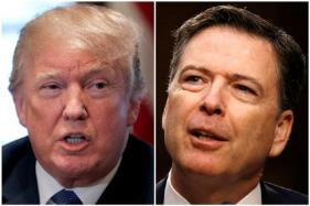 Trump Morally Unfit to be President, Don't Buy Dementia Theory: Fired FBI Chief James Comey