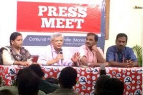 As Karat Weighs in, Yechury Ends up Presenting 'Minority View' at Hyderabad Party Congress