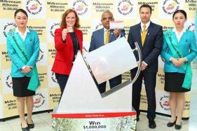 Kerala Businessman Wins $1 Million Lottery in Dubai Duty-Free Draw