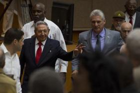 Cuba Marks End of an Era as Raul Castro Hands Over Baton to Diaz-Canel