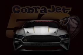 2018 Ford Mustang Cobra Jet Celebrates 50th Anniversary of Racing Legend