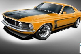 Ford Licenses Classic Mustangs for Production