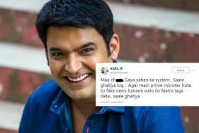 Kapil Sharma Has the Choicest Abuse For Media All Because Salman is a 'Good Man'