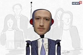 Twitter is Convinced That Facebook CEO Mark Zuckerberg is a 'Robot'