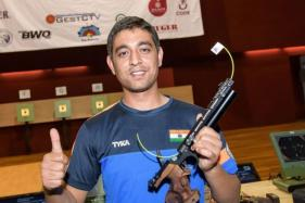 Shahzar Rizvi's Silver Opens India's Account at ISSF World Cup