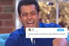 'Phir Milenge': Salman Khan is Out on Bail and So are the Jokes on Twitter