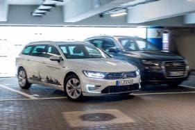 Volkswagen Tests Autonomous Parking at Hamburg Airport