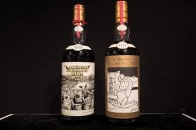 Rare Bottles of Whisky Fetch Record $1 Million Each At Hong Kong Auction